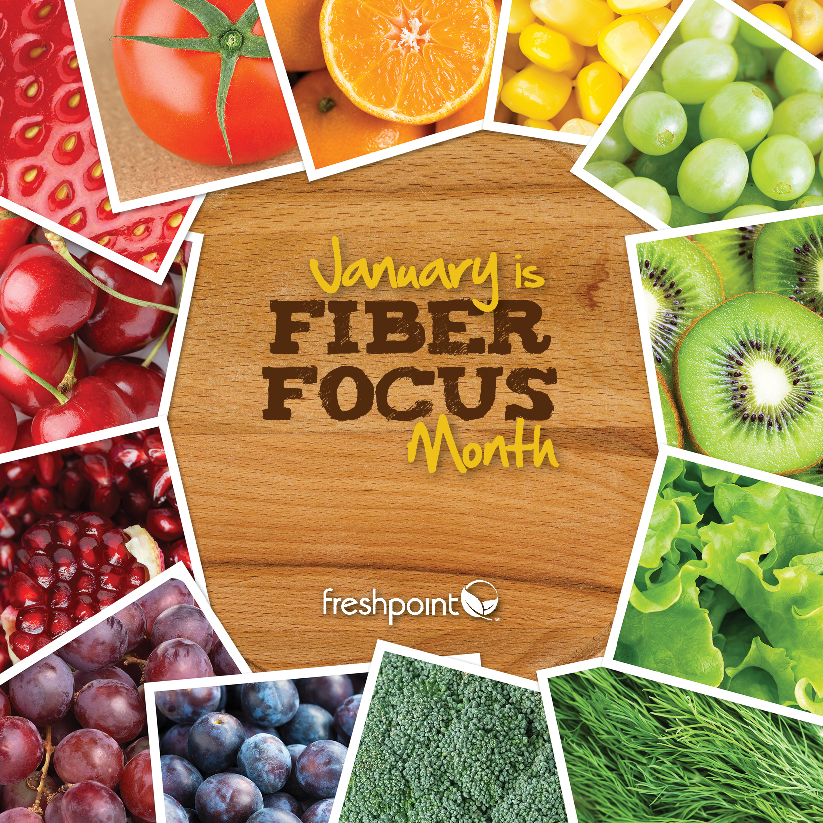 January is Fiber Focus Month