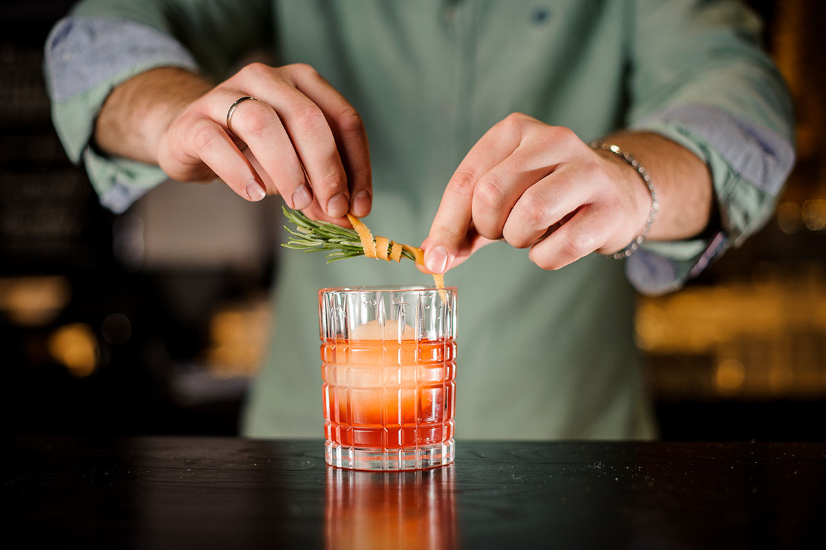 FreshPoint   2019 Trend: The Art of Culinary Cocktails and
