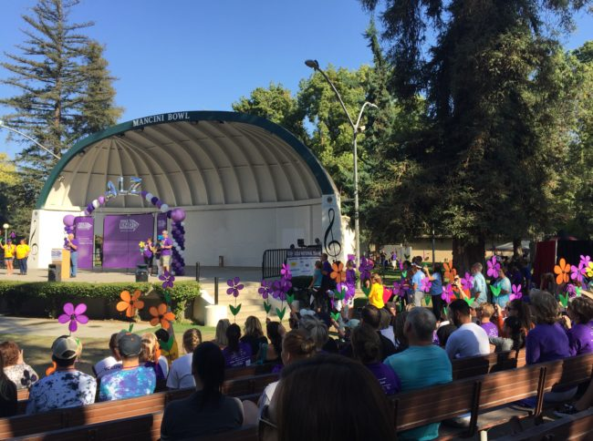 FreshPoint Central California - Walk to End ALZ - speakers