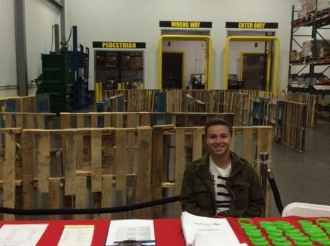 Pallet Jack Rodeo—Family Fun Day—FreshPoint Central California