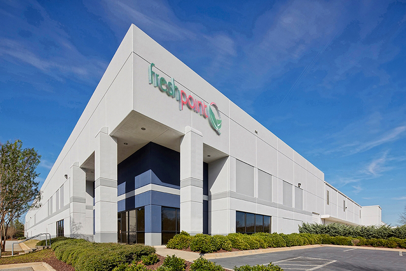 FreshPoint Atlanta's new facility