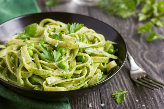 Pesto from carrot tops? You betcha.