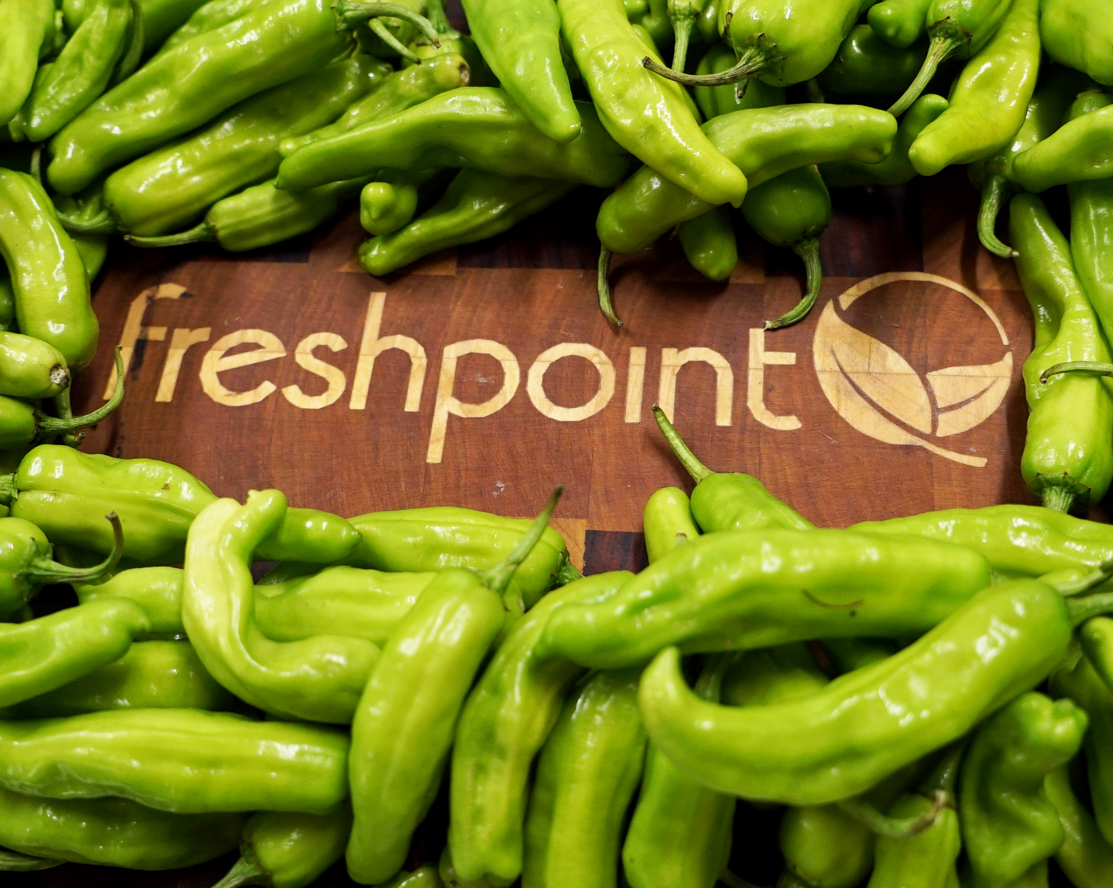 Shishito peppers FreshPoint produce